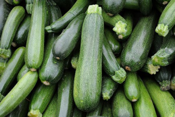 whole zucchini