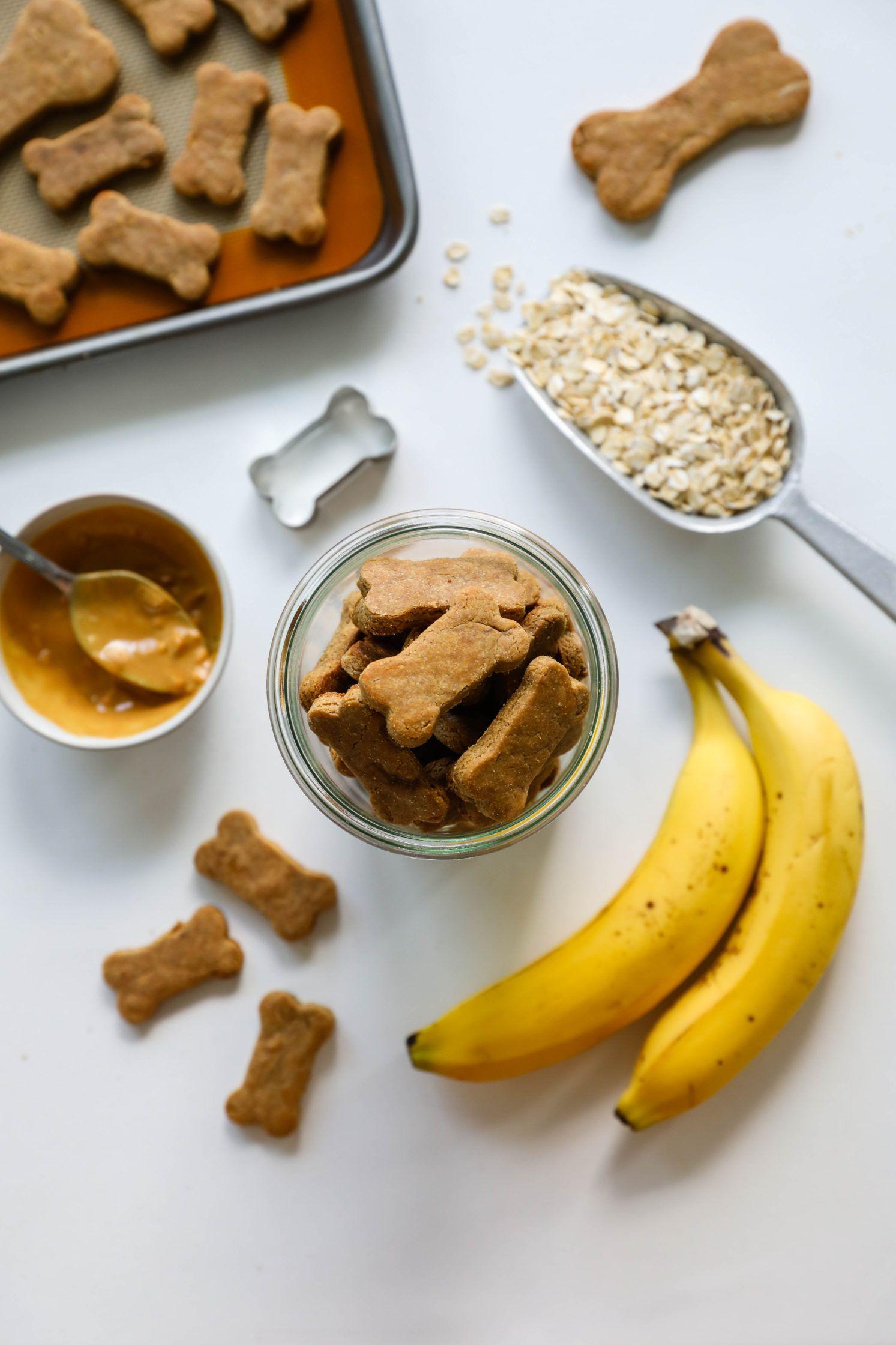 Banana Dog Treat Recipes