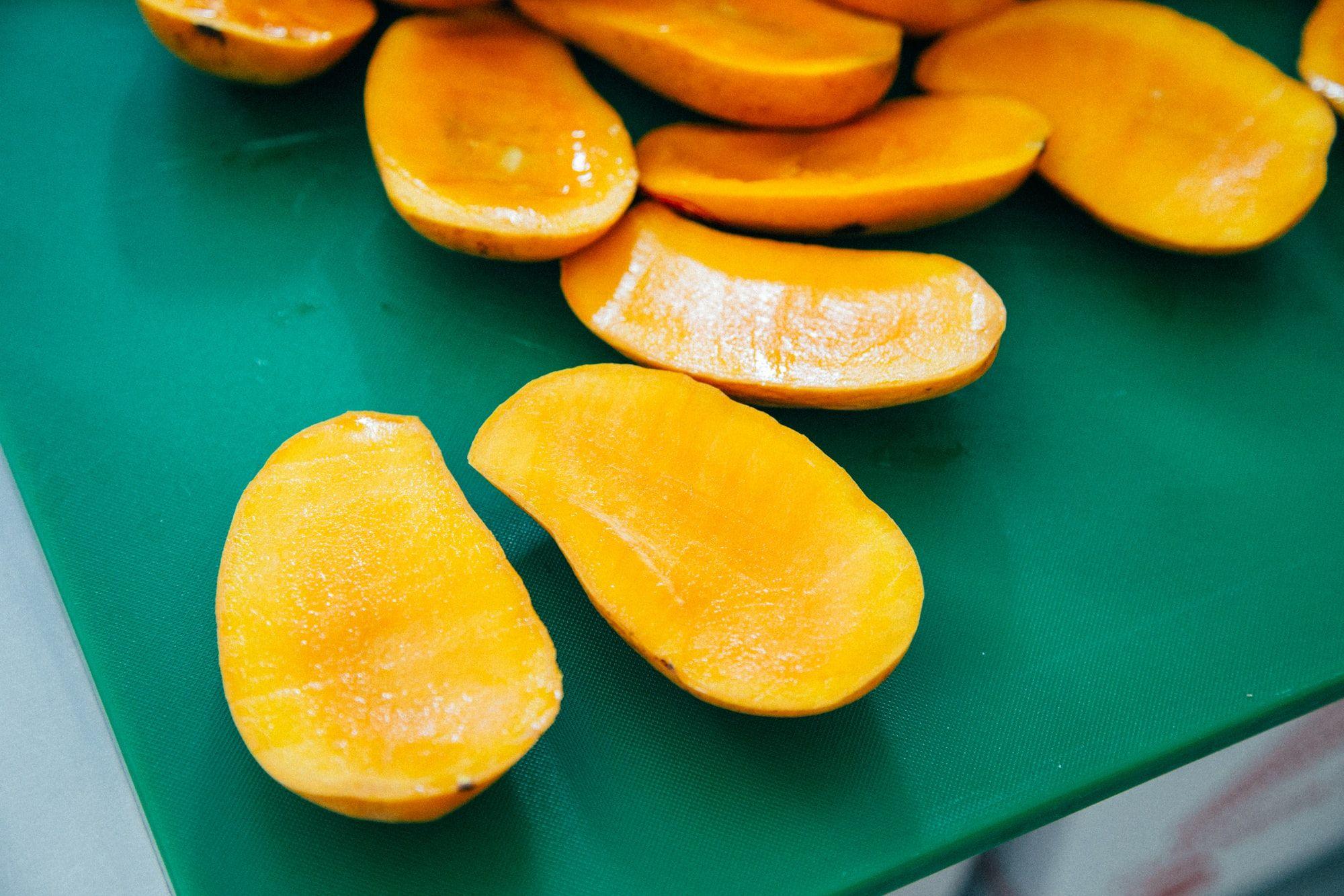 Yummy Mango Dog Treat Recipes