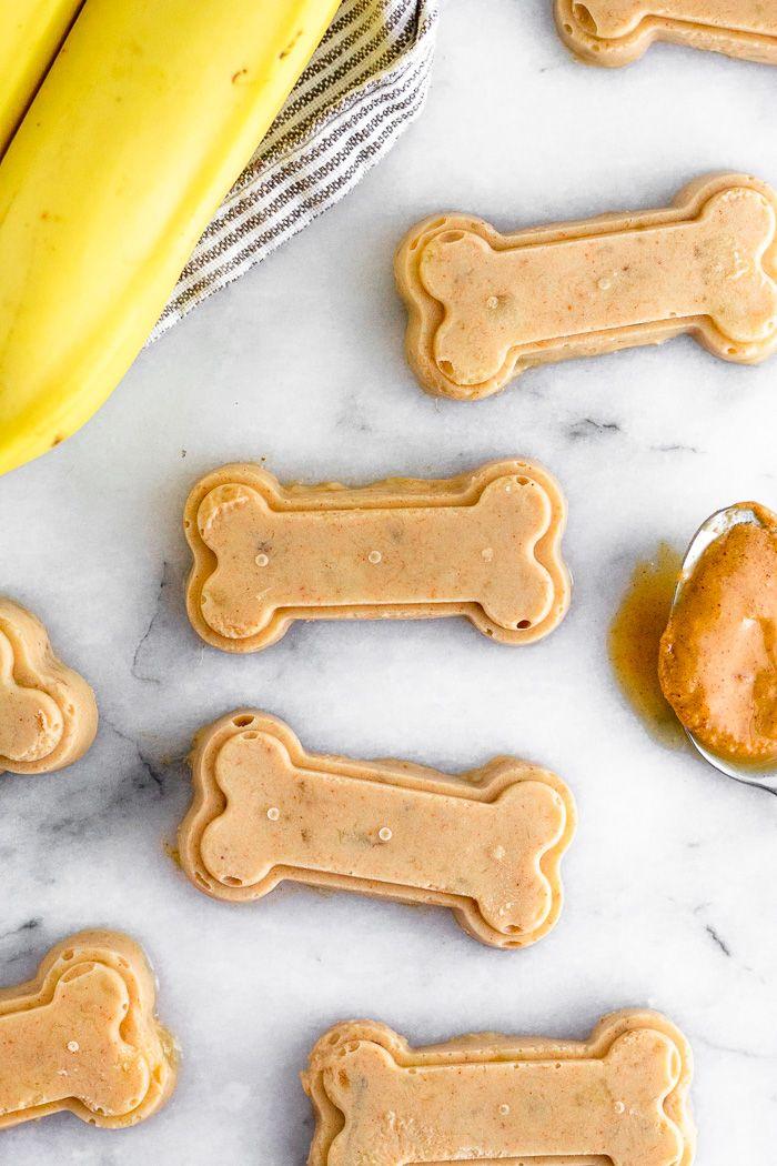 3 Banana Dog Treat Recipes Your Dog Will Go Crazy For!