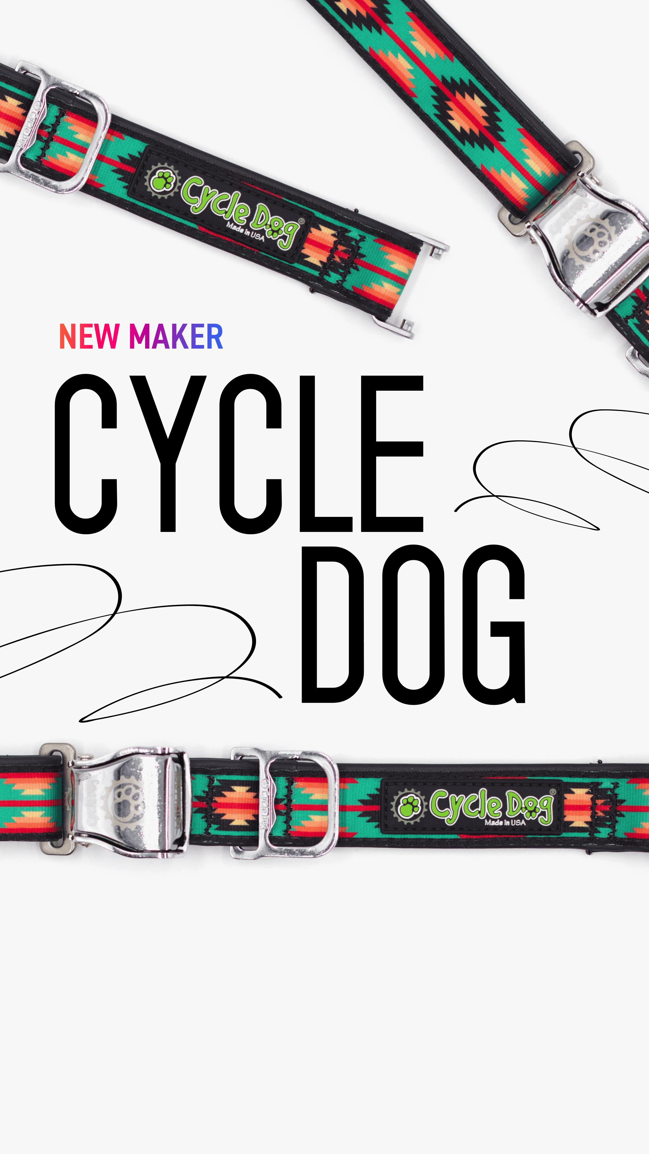New Maker Alert: Cycle Dog