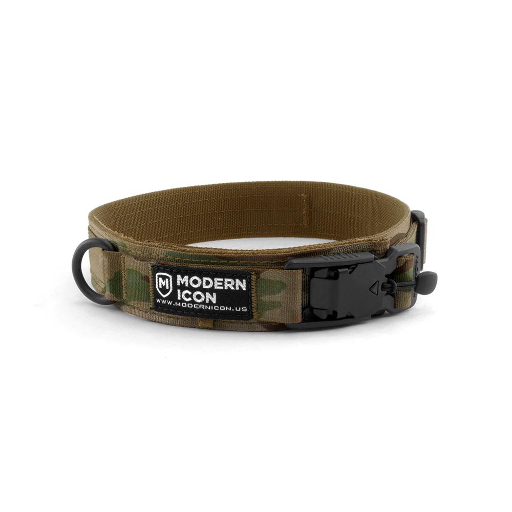 Camo Dog Collar - Dog Gear You Need